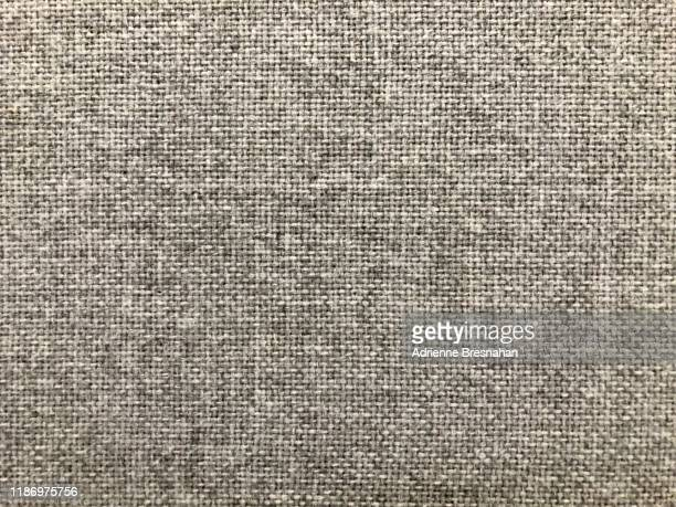 grey woven texture - textile patch stock pictures, royalty-free photos & images