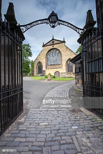 Greyfriars Kirk, Edinburgh, Scotland