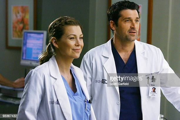 "Grey's Anatomy"" concludes the season with a shocking two-hour telecast, THURSDAY, MAY 14 on the Walt Disney Television via Getty Images Television..."