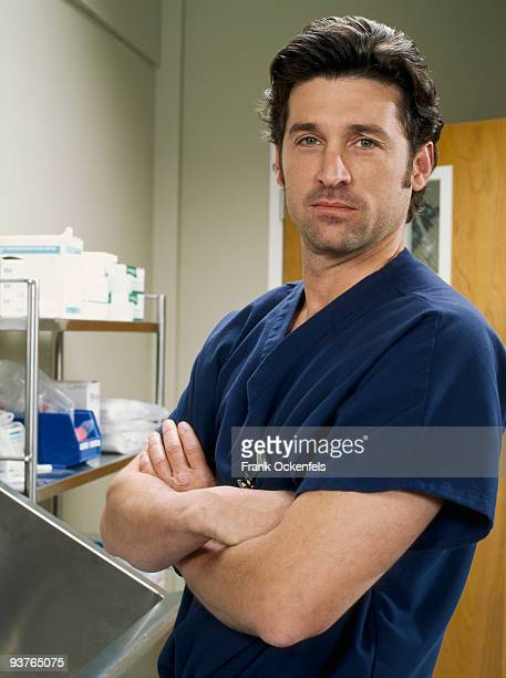 "Grey's Anatomy"" focuses on young people struggling to be doctors and doctors struggling to stay human. It's the drama and intensity of medical..."