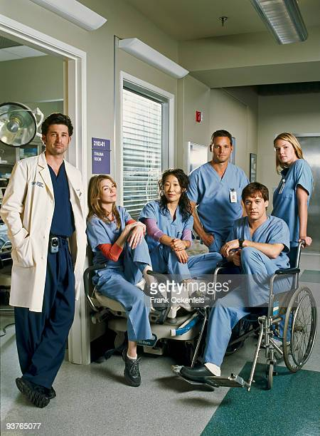 S ANATOMY Grey's Anatomy focuses on young people struggling to be doctors and doctors struggling to stay human It's the drama and intensity of...