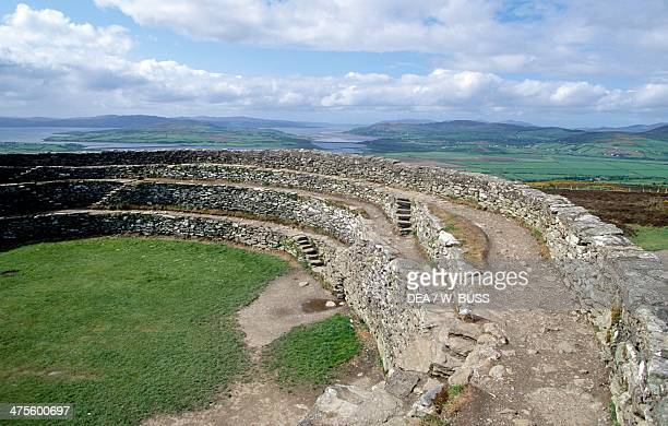 Grianan of Aileach stone ringfort County Donegal Ireland