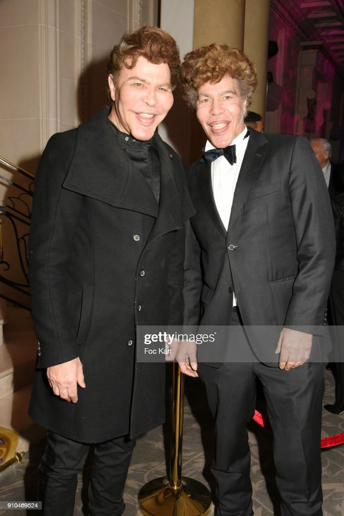 """41st """"The Best"""" Award Ceremony in Paris- Paris Fashion Week - Haute Couture Spring Summer 2018 : News Photo"""