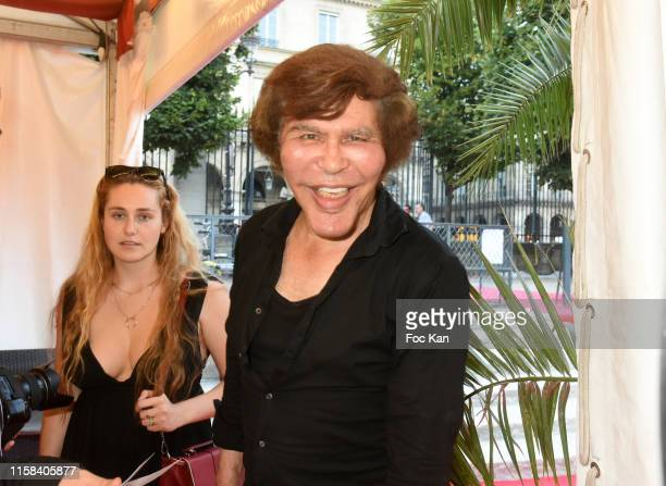 Grichka Bogdanoff attend The Children for Peace Auction Diner at Jardin des Tuileries on June 25 2019 in Paris France