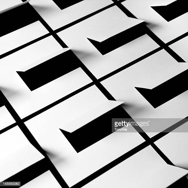 Grid of square