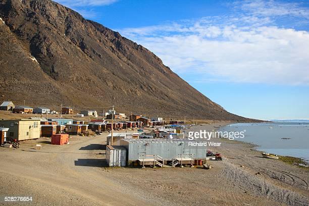 Griese Fiord in Nunavut