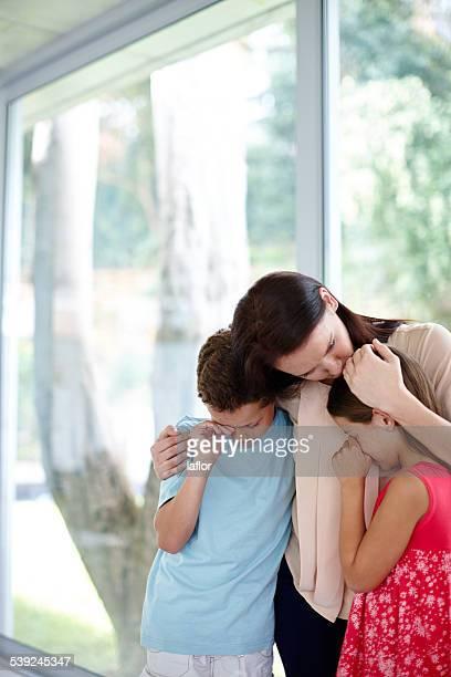 Apenadas en familia
