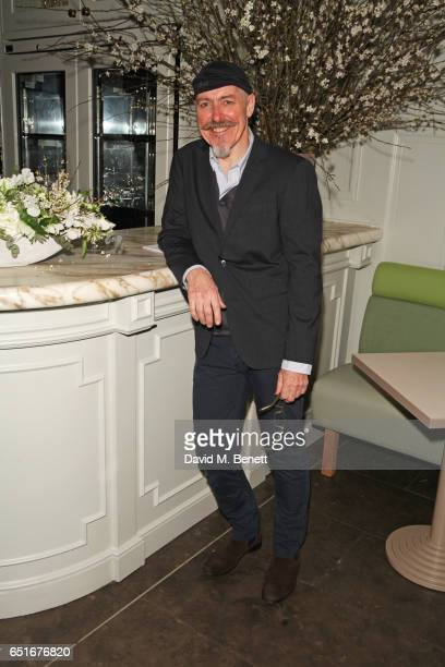 Griff Rhys Jones attends the press night after party for The Miser at The National Portrait Gallery on March 10 2017 in London England