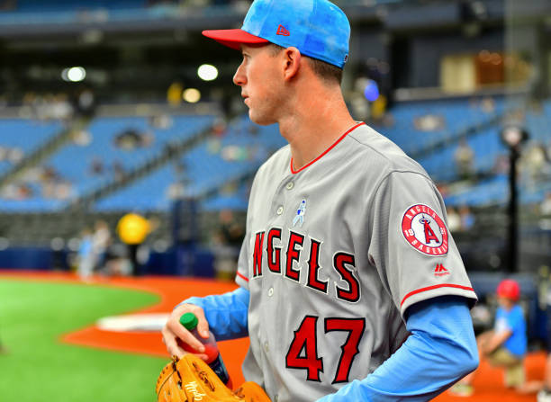 FL: Los Angeles Angels of Anaheim v Tampa Bay Rays
