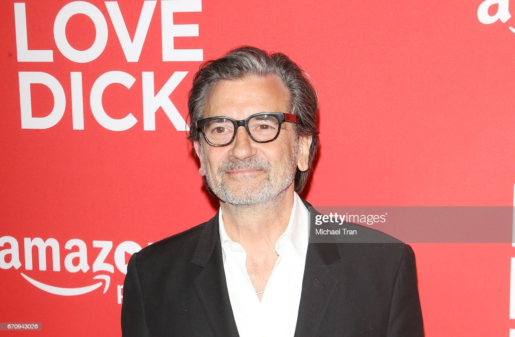 Griffin Dunne arrives at the Los Angeles premiere of Amazon's 'I Love Dick' held at Linwood Dunn Theater on April 20, 2017 in Los Angeles, California.