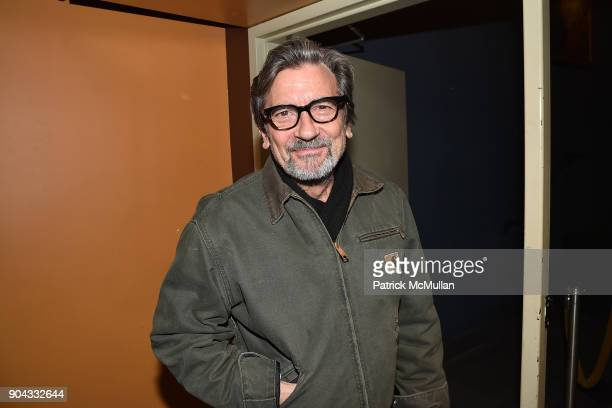 Griffin Dunne attends The Cinema Society Bluemercury host the premiere of IFC Films' 'Freak Show' at Landmark Sunshine Cinema on January 10 2018 in...