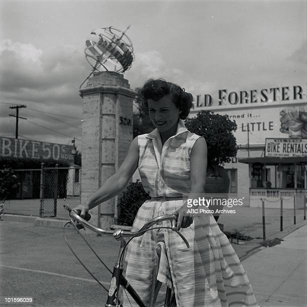 ANGELS Griffith Park Betty White Date w/ Michael Ansara Broken Arrow Aired on May 4 1957 BETTY