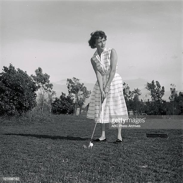"""Griffith Park Betty White Date w/ Michael Ansara, """"Broken Arrow"""" - Aired on May 4, 1957. BETTY WHITE"""
