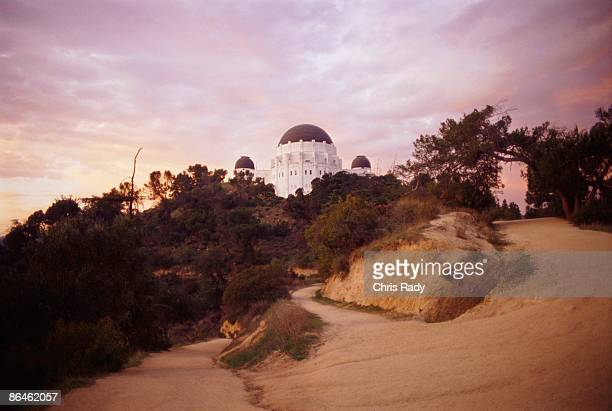 griffith park observatory, los angeles, california - griffith park stock pictures, royalty-free photos & images