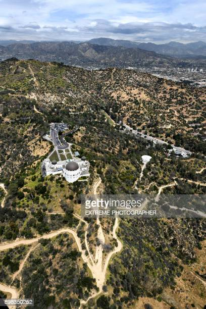 griffith park observatory - griffith park stock pictures, royalty-free photos & images