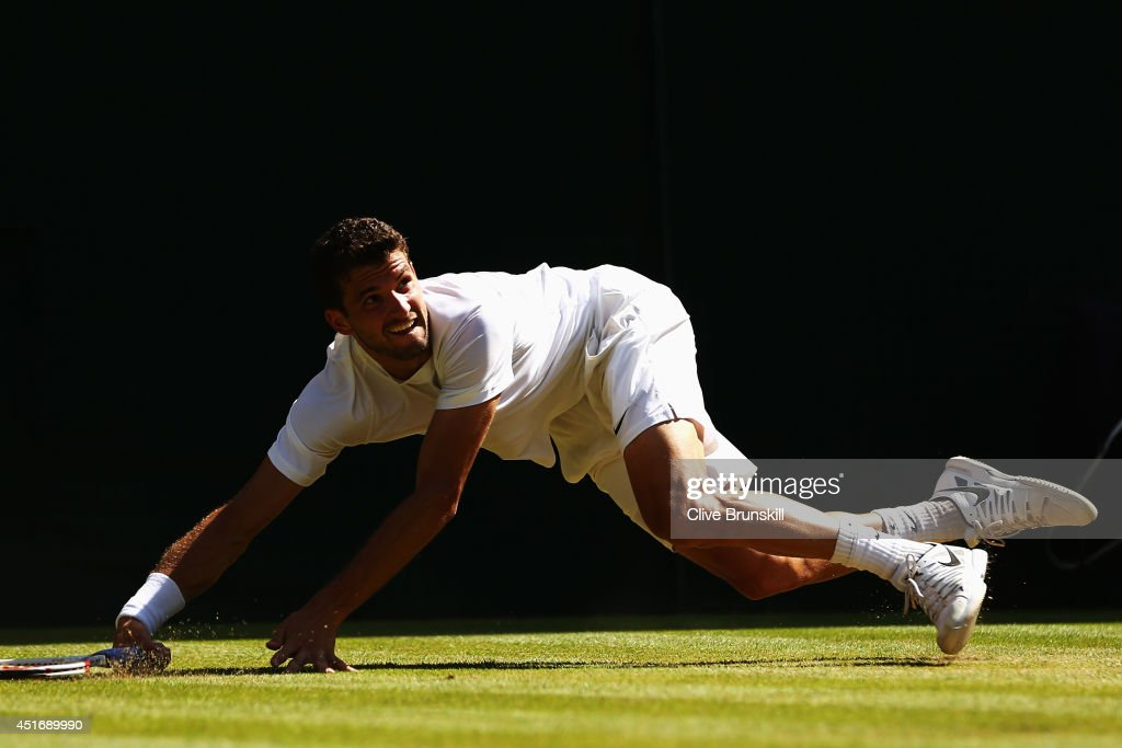 Day Eleven: The Championships - Wimbledon 2014 : News Photo