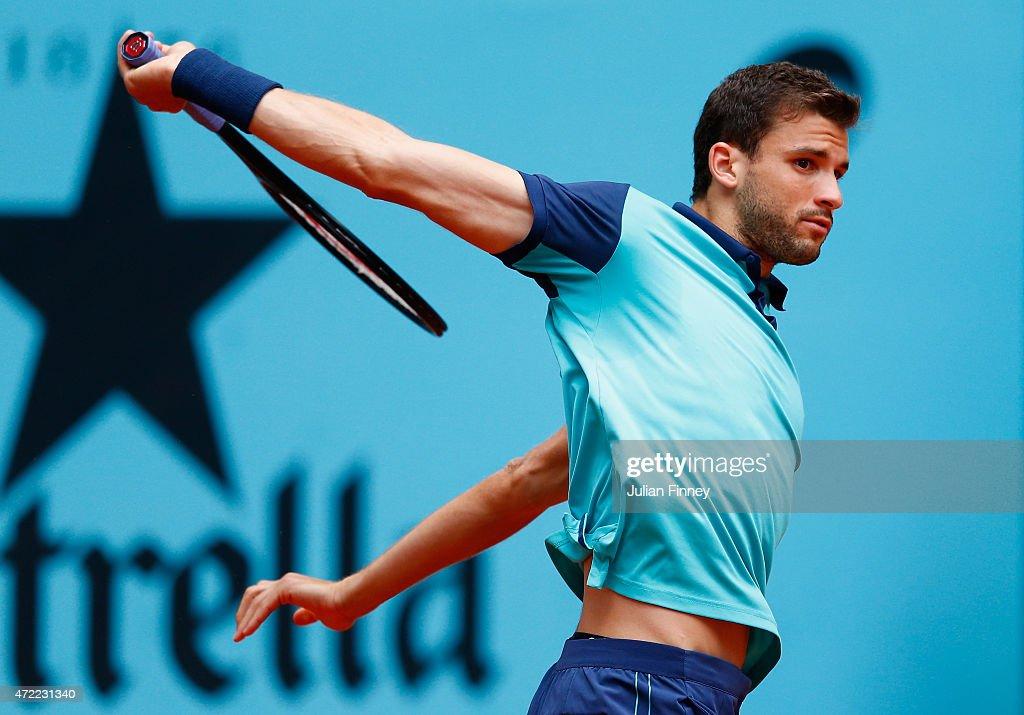 Mutua Madrid Open - Day Four : News Photo