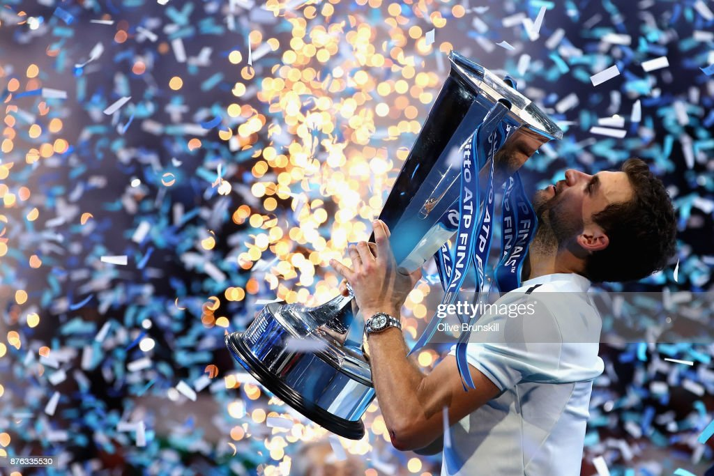 Day Eight - Nitto ATP World Tour Finals : News Photo