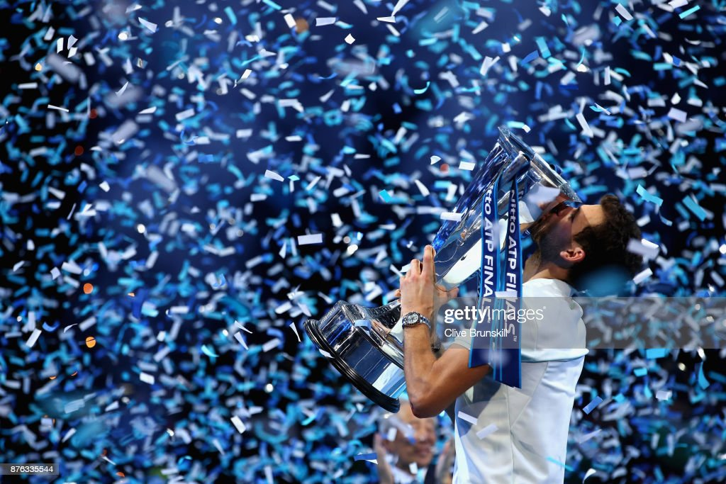 Day Eight - Nitto ATP Finals : News Photo