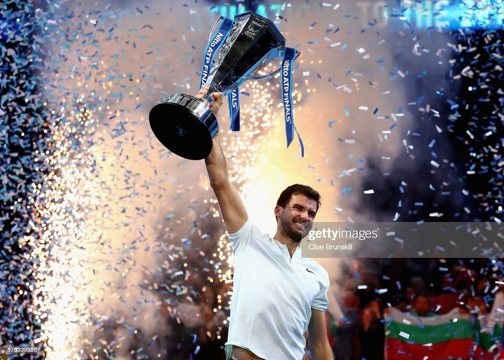 Day Eight - Nitto ATP Finals : ニュース写真