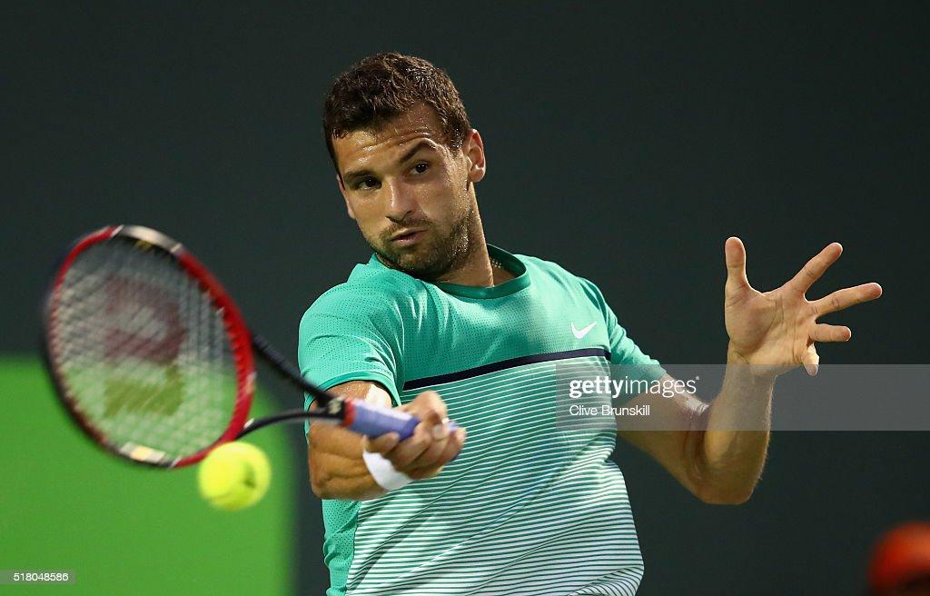 Miami Open - Day 9 : News Photo