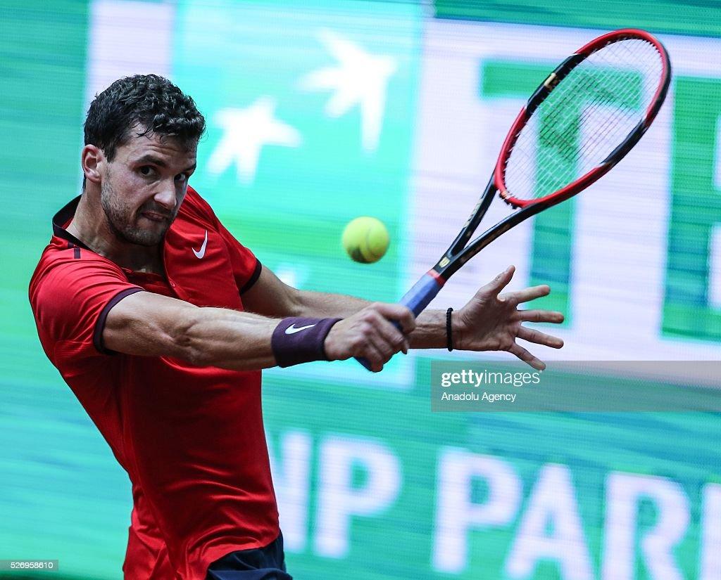 TEB BNP Paribas Istanbul Open : News Photo