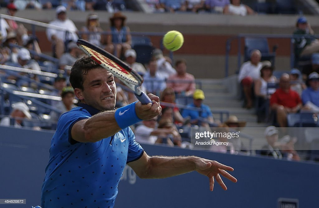 2014 US Open - Day 9 : News Photo