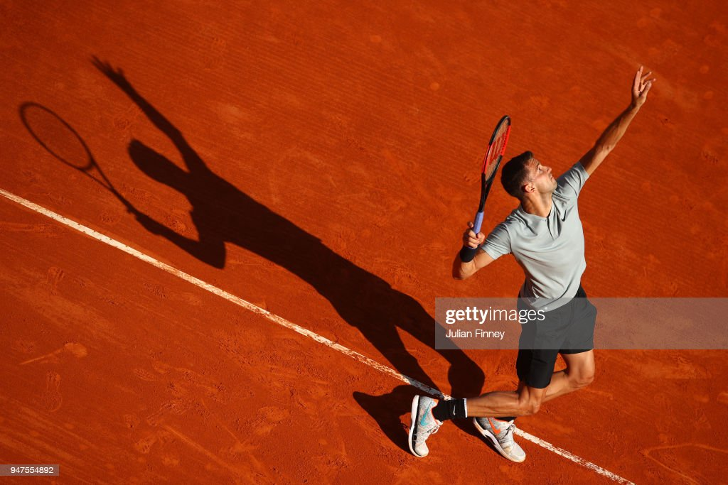 ATP Masters Series: Monte Carlo Rolex Masters - Day Three