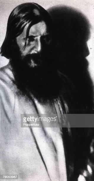 Grigori Efimovich Rasputin Siberian peasant monk notorious for his debauchery who wielded great influence over Russian Royalty
