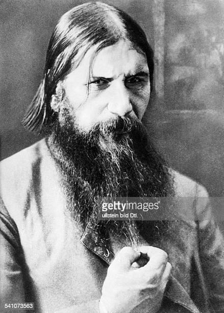 Grigori Rasputin *22011869monk faith healer Russia no date