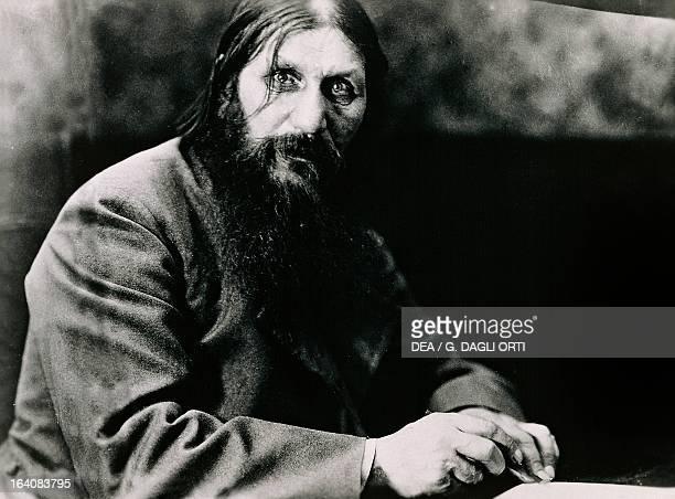 Grigorij Efimovic Rasputin Russian monk and mystic Paris Musée D'Histoire Contemporaine Hôtel Des Invalides