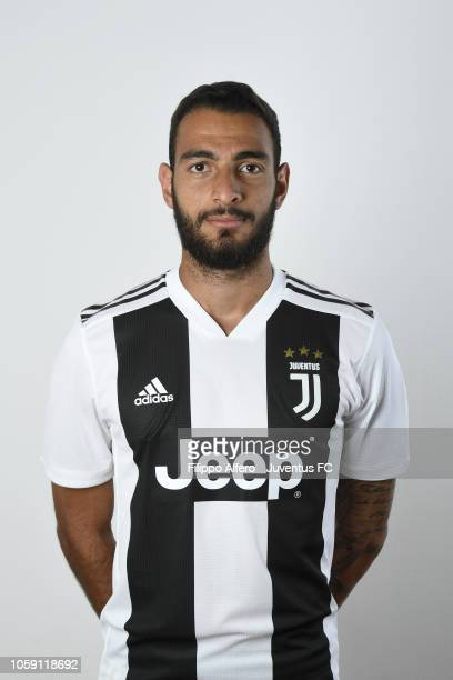 Grigoris Kastanos during Juventus U23 Headshots at Juventus Center Vinovo on August 31 2018 in Vinovo Italy