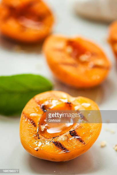 Grillades abricots