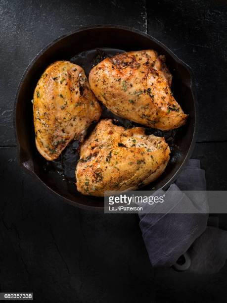 grilled bone in chicken breasts - chicken leg stock photos and pictures