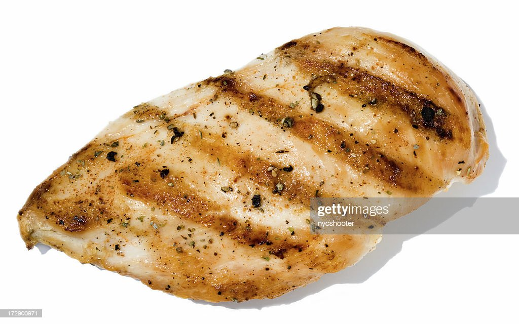Grilled Chicken : Stock Photo