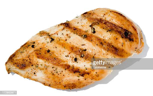 grilled chicken - chicken meat stock pictures, royalty-free photos & images