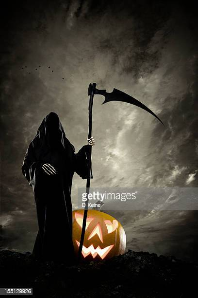 grim reaper - grim reaper stock pictures, royalty-free photos & images