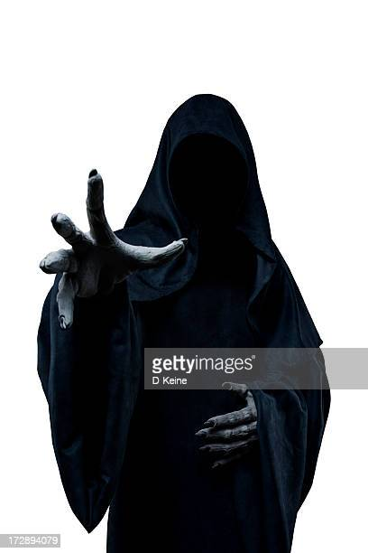 grim reaper - devil stock pictures, royalty-free photos & images