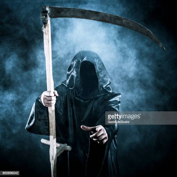 Grim Reaper Stock Photos And Pictures