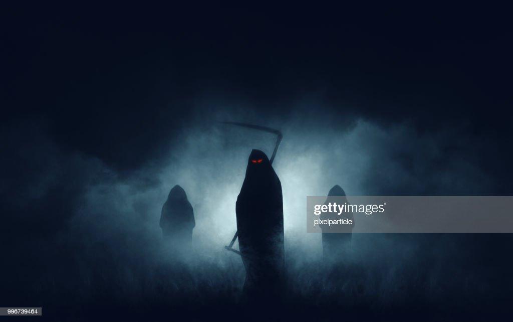 Grim reaper : Stock Photo