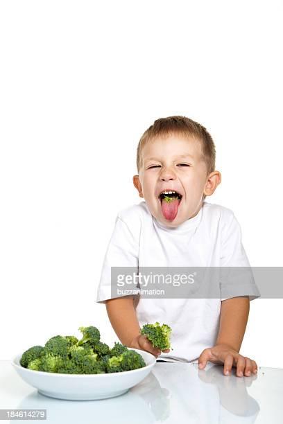 Fare le boccacce di verdura