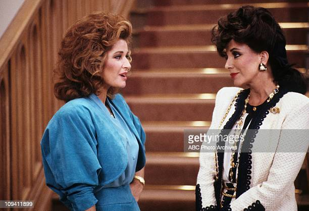 DYNASTY 'Grimes And Punishment' Airdate March 22 1989 STEPHANIE