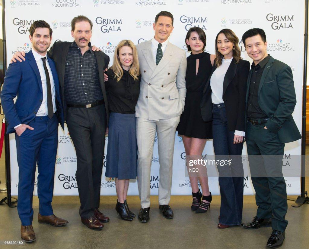 "NBC's ""Grimm Gala 2017"" - Event"