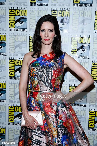 DIEGO 2016 'Grimm Panel and Press Room' Pictured Bitsie Tulloch Friday July 22 from the Hilton Bayfront San Diego Calif