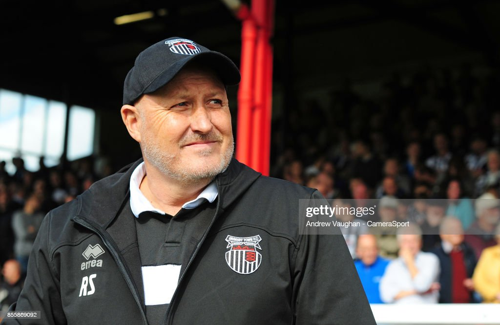 Grimsby Town v Lincoln City - Sky Bet League Two : News Photo