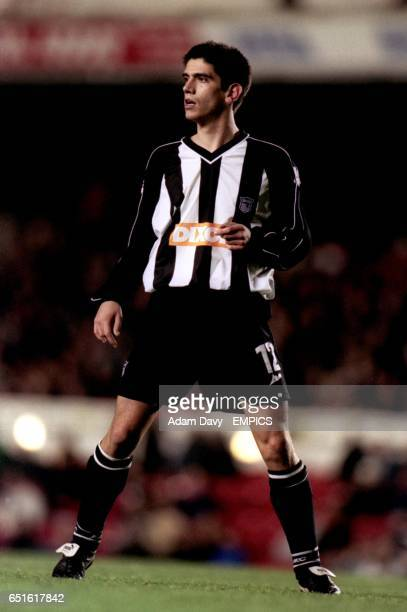 Grimsby Town's Danny Butterfield
