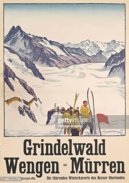Grindelwald Wengen Mürren Private Collection
