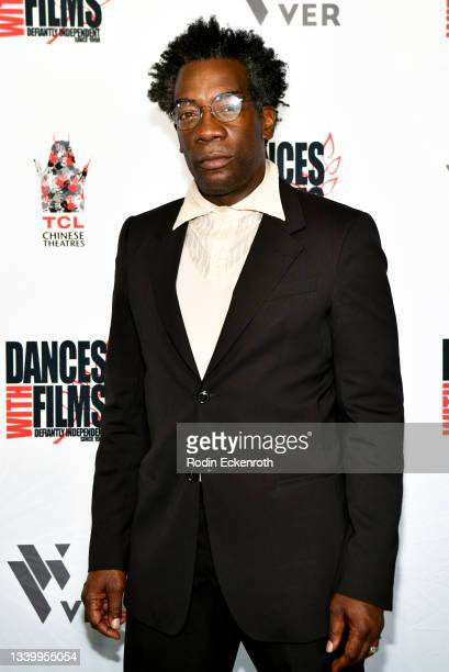"""Grinell-Skot Gilmore attends the Closing Night of Dances with Film Festival with premiere of """"Mister Sister"""" at TCL Chinese Theatre on September 12,..."""