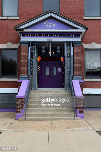 Griot Museum Of Black History in St Louis Missouri on August 11 2017