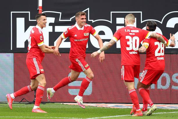 DEU: 1. FC Union Berlin v VfB Stuttgart - Bundesliga